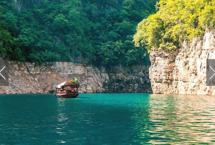 重庆巫山小小三峡,中国第一漂
